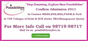 Get Admission in Top Colleges of delhi ncr