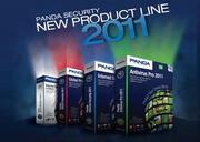 Panda Antivirus,  Panda Internet security,  Panda Global Protection (A)
